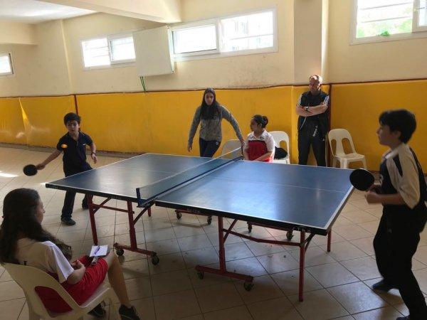 Masa Tenisi Yıldızlar Birinciliği